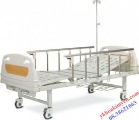 Giường bệnh nhân 2 tay quay Aolike ALK06 - A232P
