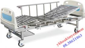 Giường bệnh nhân 2 tay quay ALK06-A235B
