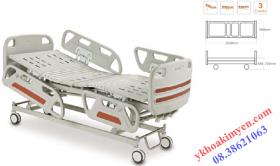 Giường bệnh nhân 3 tay quay ALK06-A329P-B