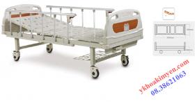 Giường bệnh nhân 1 tay quay Aolike ALK06 - A132P