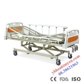 Giường bệnh nhân ba tay quay FS3031W