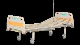 Giường y tế 1 tay quay (không lan can) HK-9004