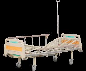 Giường y tế 2 tay quay HK-9006
