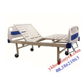 Giường bệnh nhân 2 tay quay DCN-02