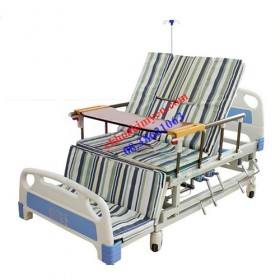 Giường bệnh nhân 4 tay quay DCN-04