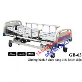 giường điện 3 chức năng GB-63